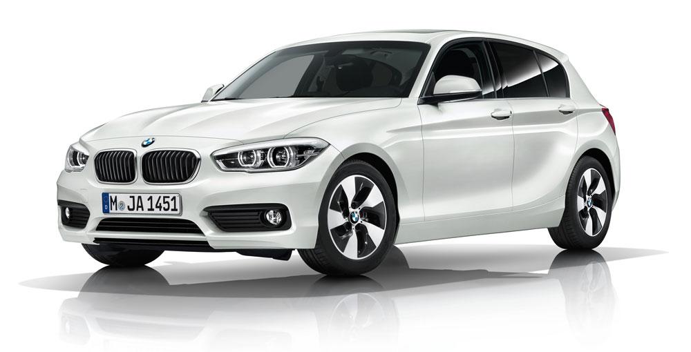 BMW 1er - modern und innovativ, für 199,- € im Monat