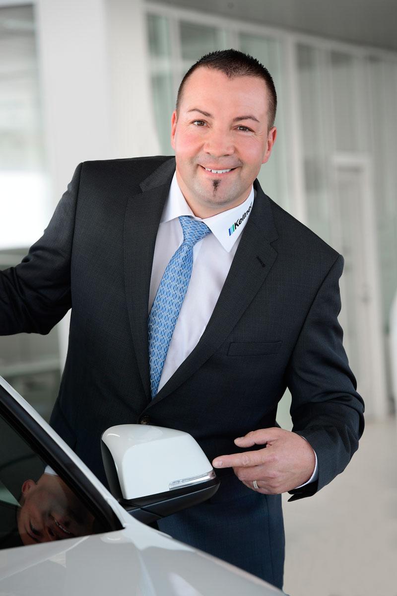 Enrico Erbe, Verkaufsberater