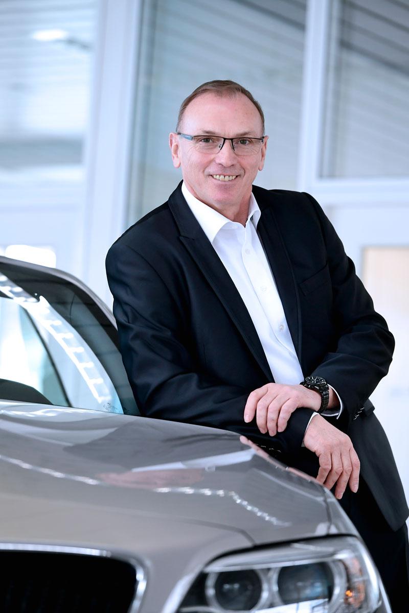 Andreas Kellner, Geschäftsführer