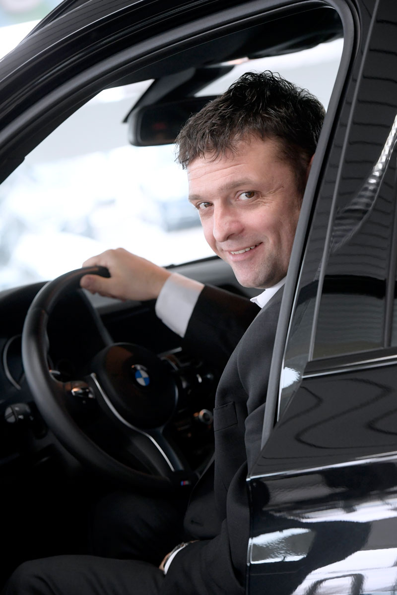 Markus Kellner, Geschäftsführer