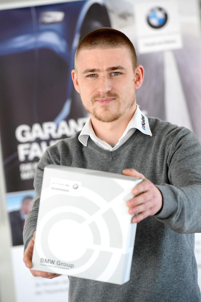 Felix Panier, Teile und Zubehör