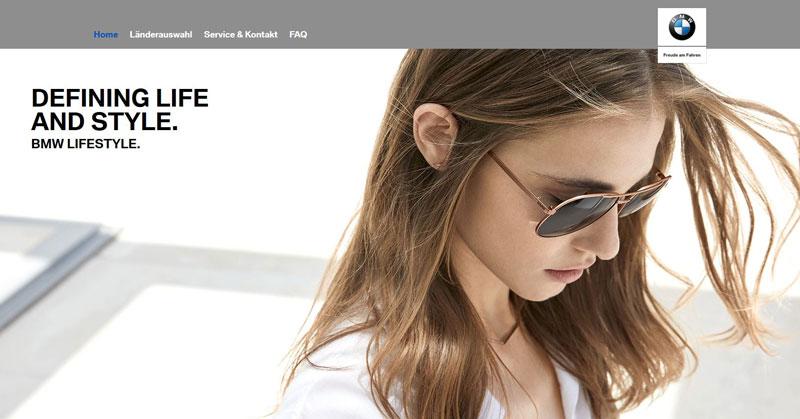 BMW Shop online zur Vorauswahl ansehen.